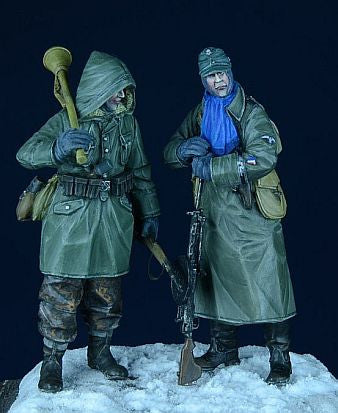 DD6 SS Grenadiers Set 1, Eastern Front 1943-45