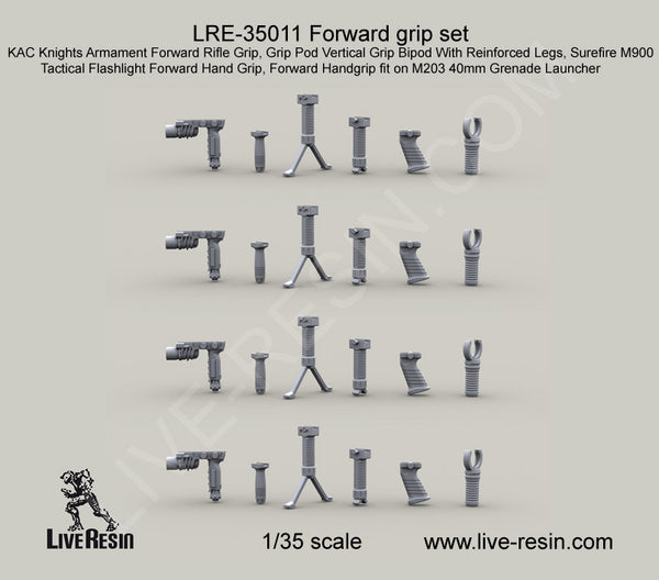 Forward Grip Set