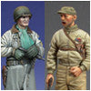 ALP35011 WW2 US Tank Crew Set (2 Fig.)