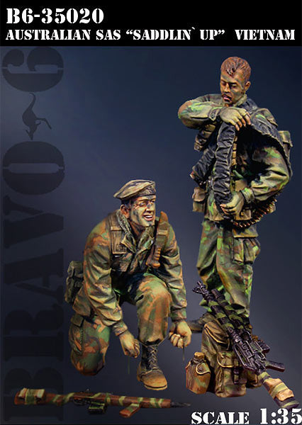 "Australian SAS ""Saddlin' Up"" Vietnam"