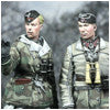 ALP35038 Winter Panzer Crew Set (2 fig.)