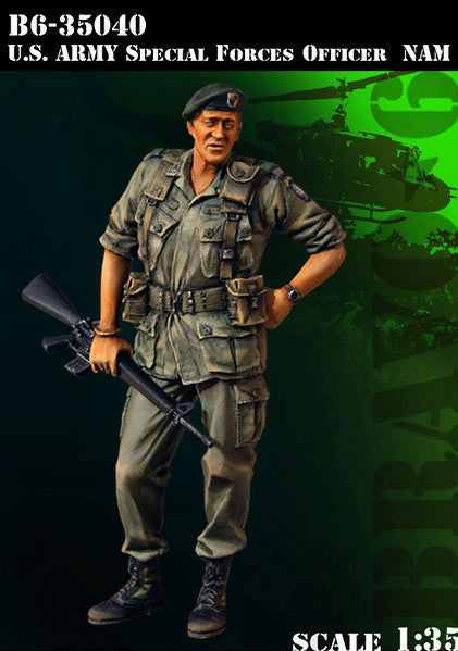 US Army Special Forces Officer 'NAM