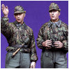 ALP35044 SS Panzer Recon Crew Set (2 fig.)