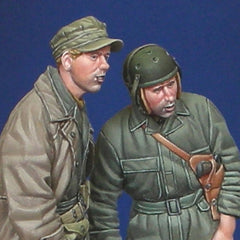 ALP35053 WW2 US Tank Crew Set (2 fig.)