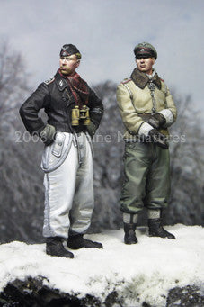 ALP35059 LAH Officers Kharkov Set #1 (2 fig)