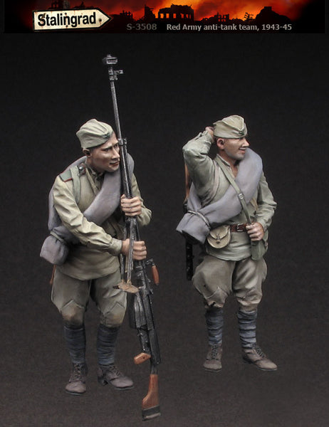Red Army anti-tank team 1943-45