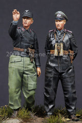 ALP35086 German Heer Panzer Crew Set (2fig)
