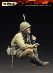 Red Army Machine Gunner 1941-42