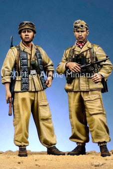 ALP35126 DAK Ramcke Brigade Set (2fig)
