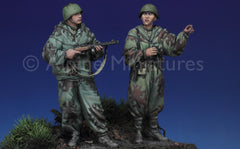ALP35129 WW2 Russian Scout Set (2fig)