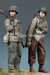 ALP35171 WW2 US Infantry Set