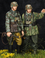 Alp35195 German Grenadier Set