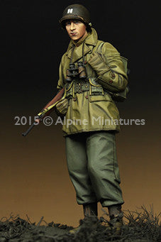 WW2 US Infantry Officer