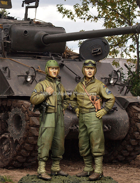 ALP35219 US 3rd Armored Division Set
