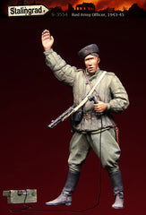 Red Army Officer, 1943-45
