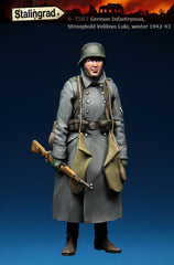 German Infantryman, Velikiye Luki, Winter 1942-43