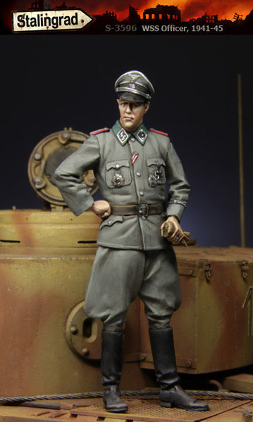 WSS Officer, 1941-45