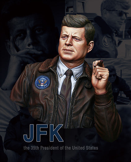 JFK The 35th President of the United States