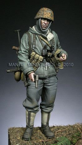 German SS Grenadier, Eastern Front 1942-43