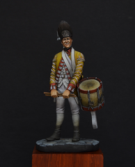 Drummer, 27 Regiment 1775