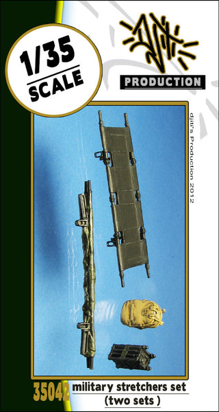 Military Stretchers Set (two sets)