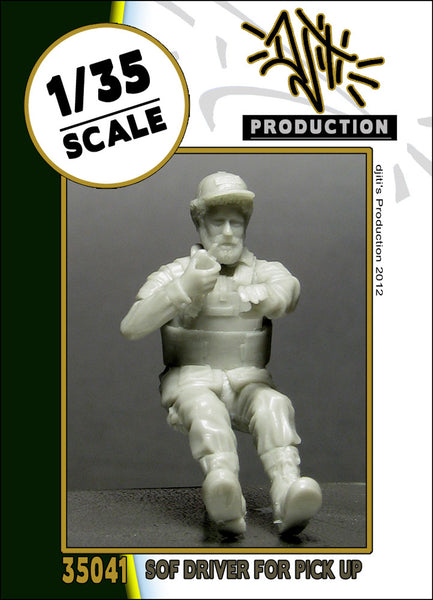 SOF Driver For Pick Up Truck