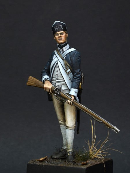 Infantryman Hartley's Regiment, 1777