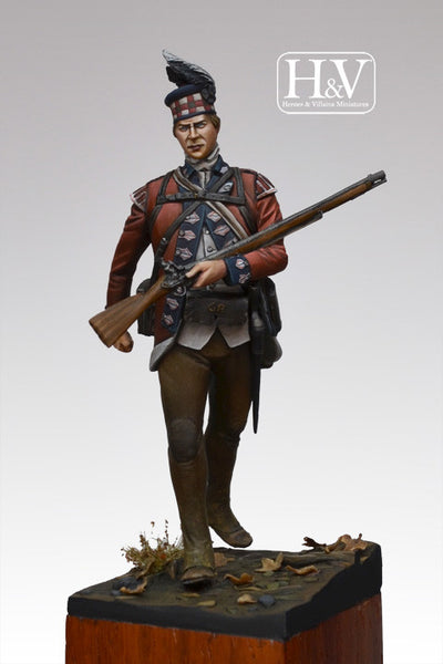 42nd Regiment of Foot 1782