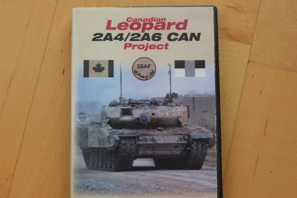 Canadian Leopard 2A4/2A6 CAN Project