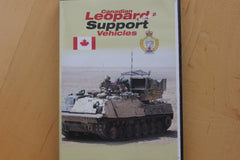 Canadian Leopard 1 and 2 Support Vehicles