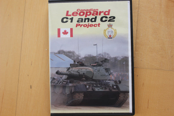 Canadian Leopard C1 and C2 Project