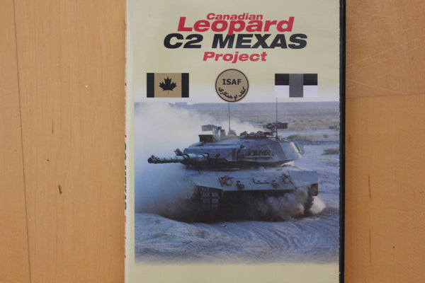 Canadian Leopard C2 MEXAS Project