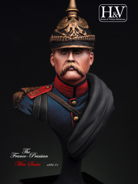 Prussian Infantryman from the 26 Regiment, Franco Prussian War 1870-1871