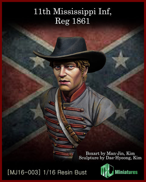 11th Mississippi Infantry Regiment 1861