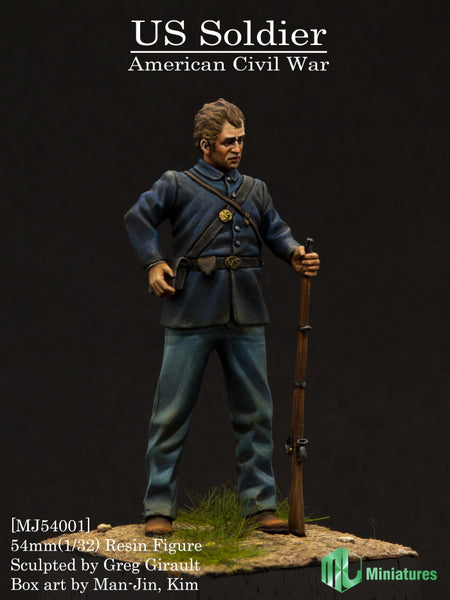 US Soldier, American Civil War
