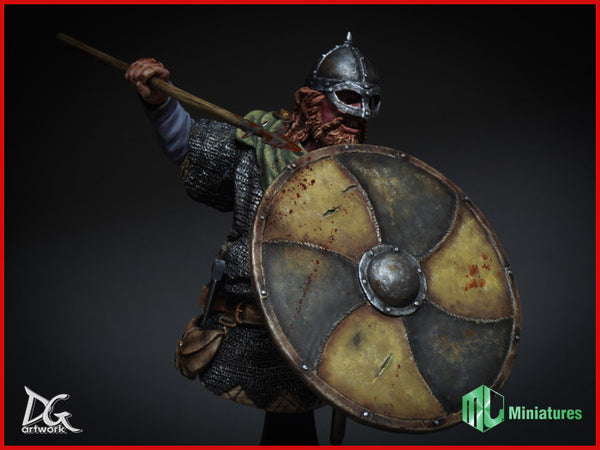 Viking Warrior 9th Century