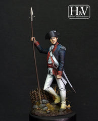 Officer Continental Army 1779