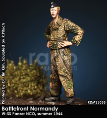 RDM35036 Battlefront Normandy Slenderman, W-ss Panzer NCO, Summer 1944