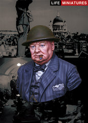 """Never Surrender"" British Prime Minister Winston Churchill"