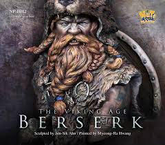 The Viking Age Berserk!