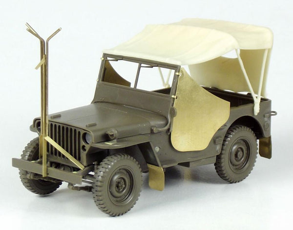 Conversion set for Willys Jeep