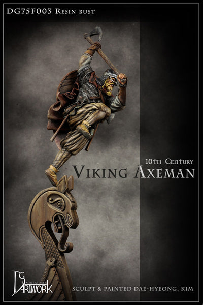 10th Century Viking Axeman
