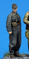 Hungarian SPG Officer