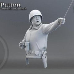 George S Patton