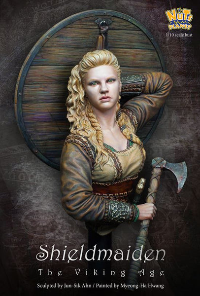 Shieldmaiden, The Viking Age