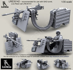 M3D/Dragon M-50 .50 Caliber Machine Gun