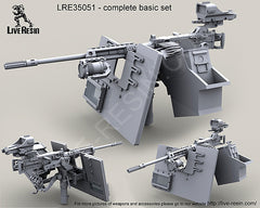 LRE35051 M2 Browning .50 Calibre Machine Gun