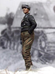SS Panzer Crewman 1/48 scale