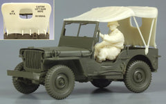 Willys Jeep Tarp Conversion and Driver Kit