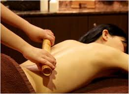 Bamboo Slimming Massage (45 mins)